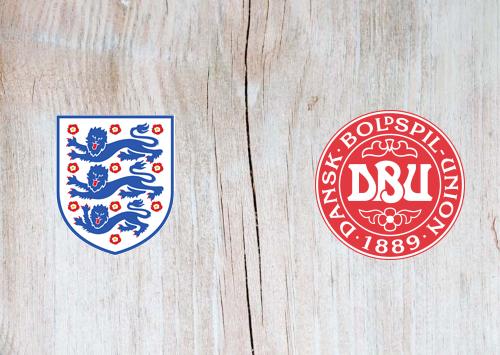 England vs Denmark -Highlights 14 October 2020
