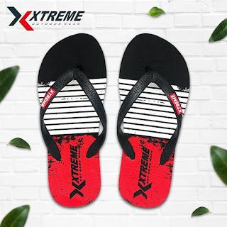 jual sandal xtreme rubber