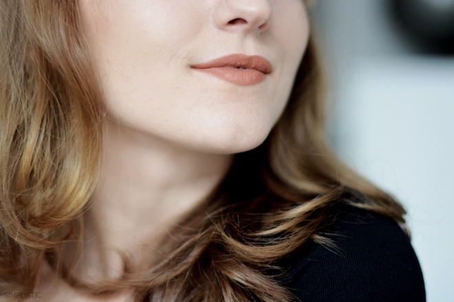 Longstay Liquid Matte Lipstick marki Golden Rose
