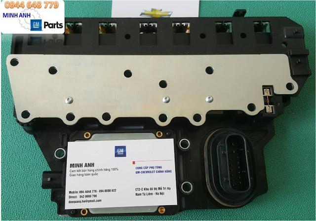 Bộ van điều khiển hộp số Captiva C140 chính hãng GM