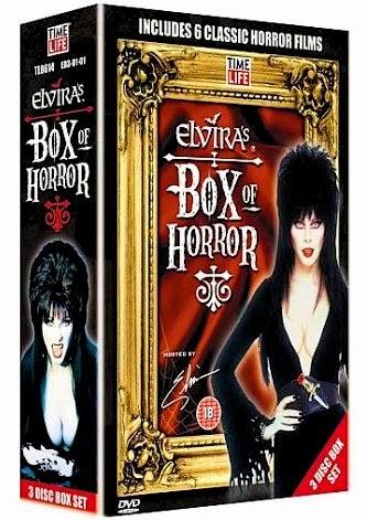 Horror Movie Hostess Elvira
