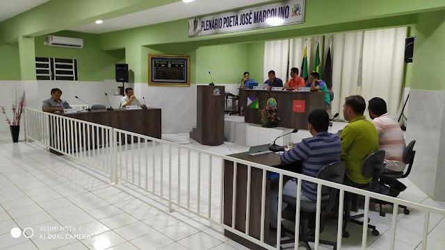 Confira os destaques da Sessão Realizada na Câmara de Vereadores de Amparo na ultima quinta-feira (12)