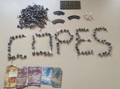 Em Piranhas/AL, homem é preso por tráfico de drogas