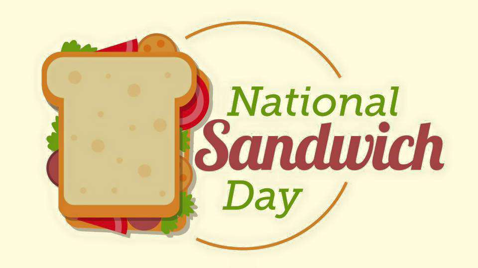 National Sandwich Day Wishes For Facebook