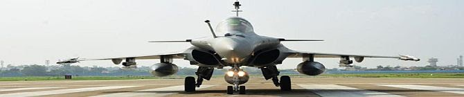 5 More Rafale Jets By Month-End