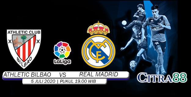 PREDIKSI ATHLETIC BILBAO VS REAL MADRID 5 JULI 202