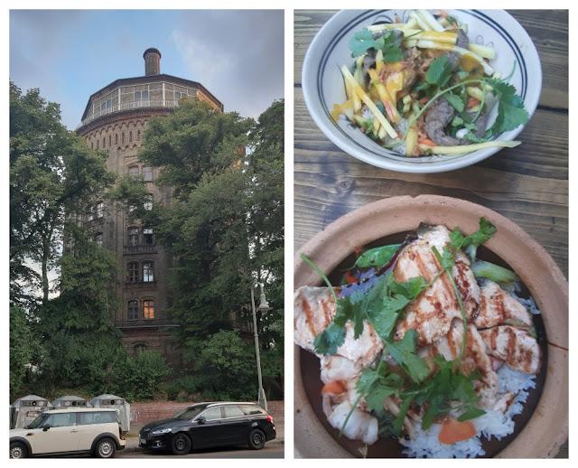 Onde comer e se divertir em Berlim - umami