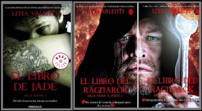 El Libro de Jade / El libro de Ragnarok
