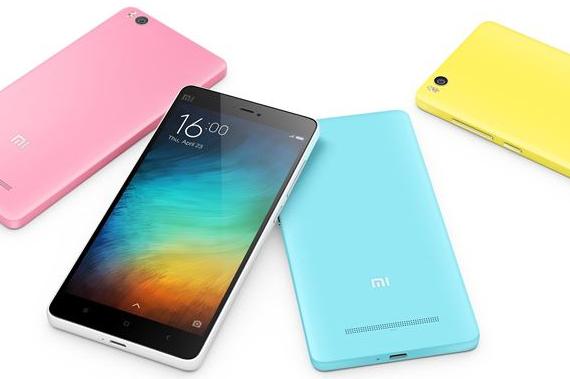HP Android Xiaomi Mi 4i