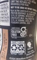 Gluten free protein drink