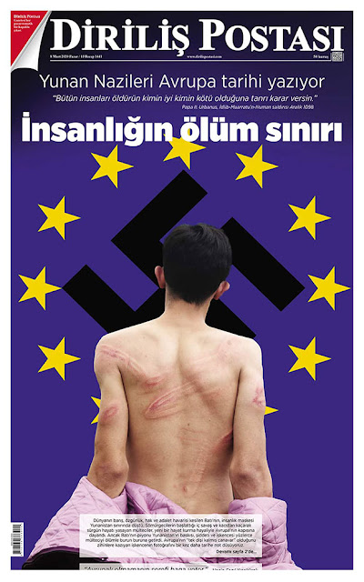 Ακραία πρόκληση από συμπολιτευόμενη στον Ερντογάν εφημερίδα