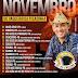 Agenda de Shows Novembro 2016 - Forrozão Zé de Freitas