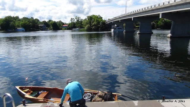 Cottage Country Reflections: Rideau Canal, Big Rideau, Rideau Ferry