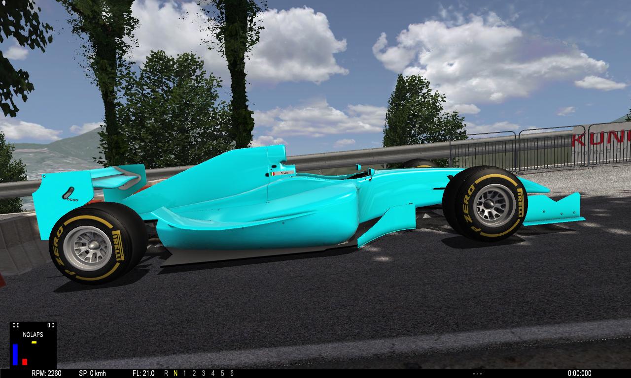 Sim Racing Mods by cosm1: [netKar-Pro] 2012 Pirelli Tires for KS2