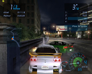 NEED FOR SPEED UNDERGROUND free download pc game full version