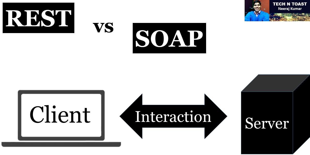 REST vs SOAP API - Application-Programming-Interface