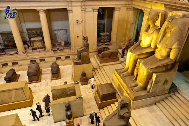 تخفيض تذاكر المواقع والمتاحف الأثرية 50% للمصريين