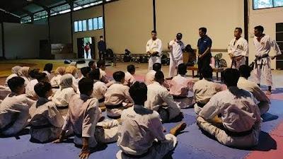 Kempo Sumbar Targetkan Dua Medali Emas di PON Papua 2021