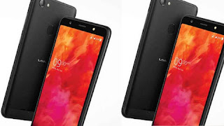LAVA Z41 Smartphone price & features