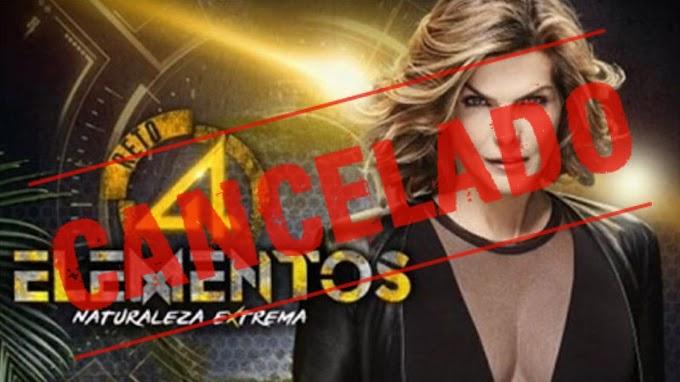 Cancelan Tercera Temporada de Reto 4 Elementos