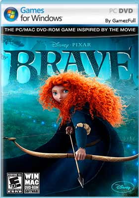 Disney Brave The Video Game (2012) PC Full Español