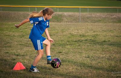 Anak Perempuan Olahraga