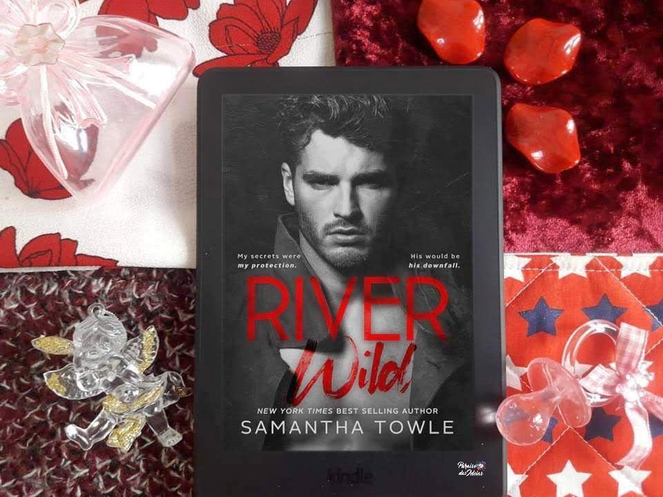 [ Ainda não chegou no Brasil ] River Wild - Samantha Towle