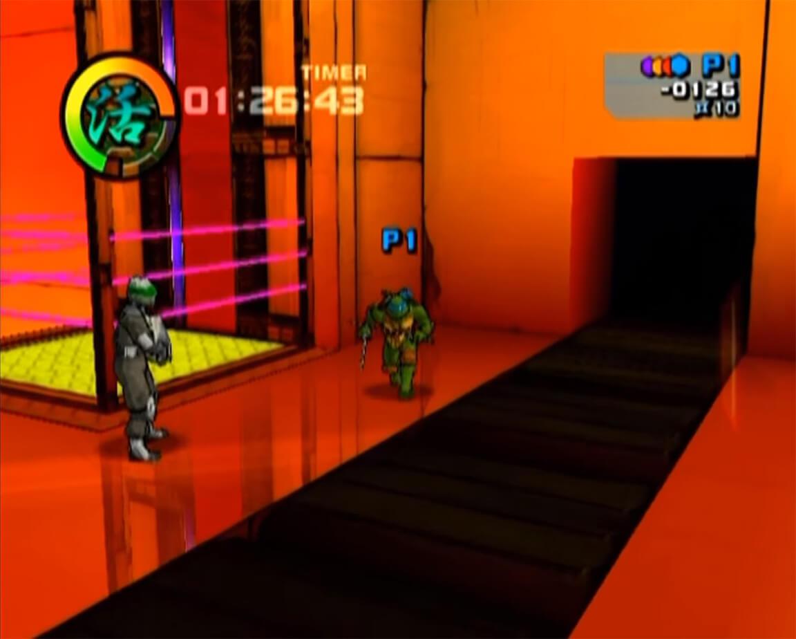 تحميل لعبة سلاحف النينجا 2