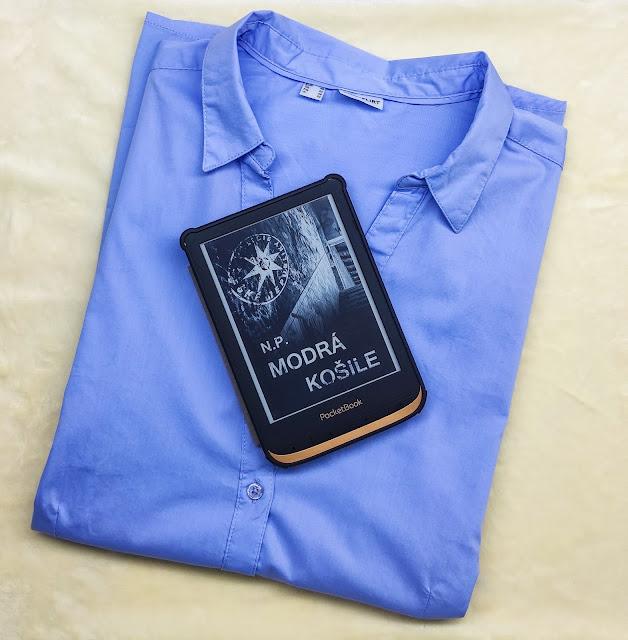 Modrá košile - N.P.