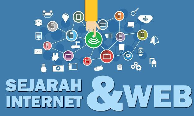 Mempelajari Sejarah Singkat Internet dan Website