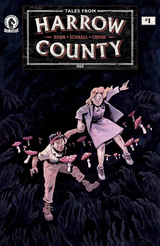 Tales from Harrow County: Fairy Folk #1