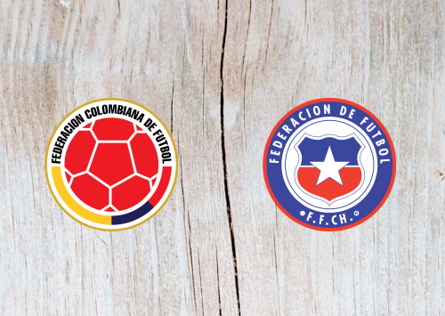 Colombia vs Chile Full Match & Highlights 29 June 2019