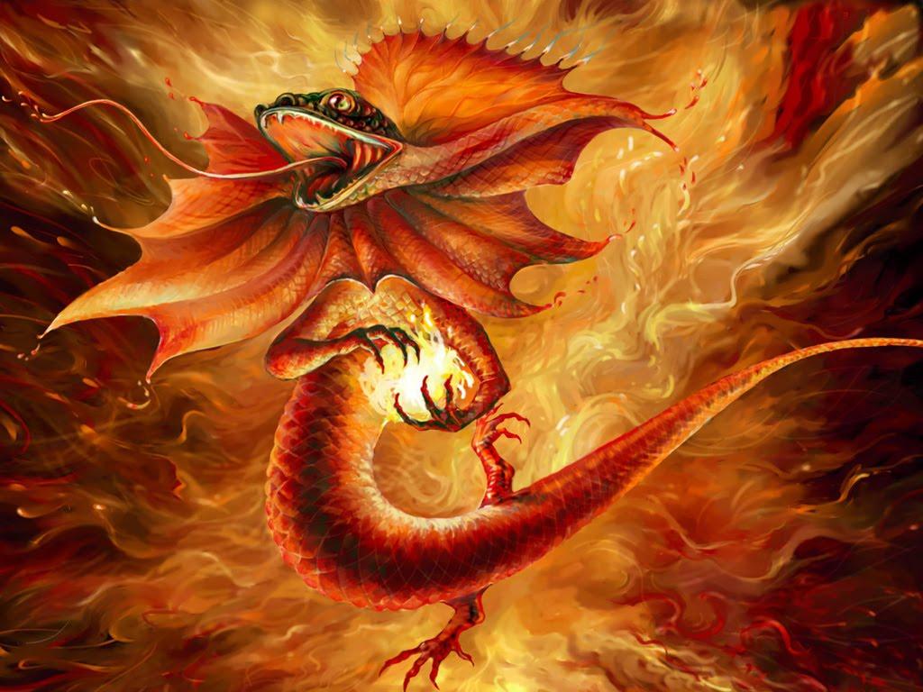 Frases Y Imagenes De Amor: Imagenes De Dragones