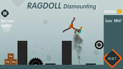 Ragdoll Dismounting مهكرة