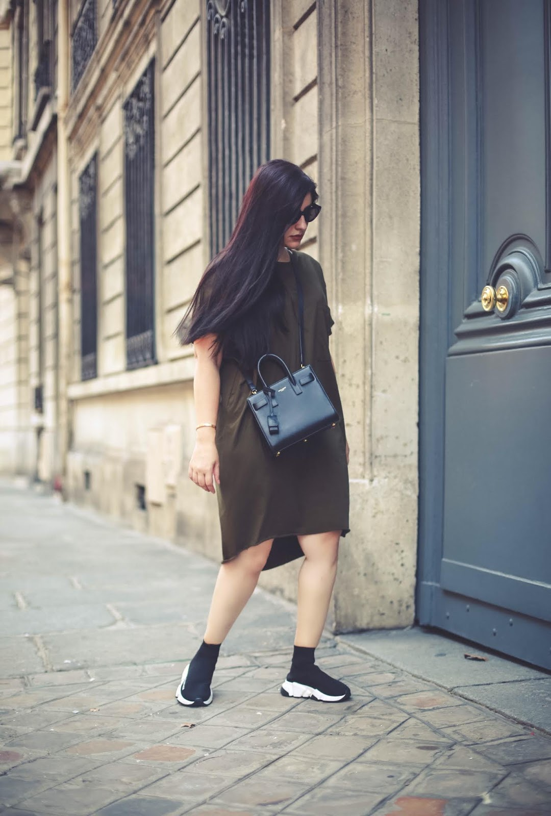 sac de jour saint Laurent blog mode