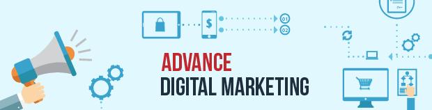 Advanced aspects of digital marketing
