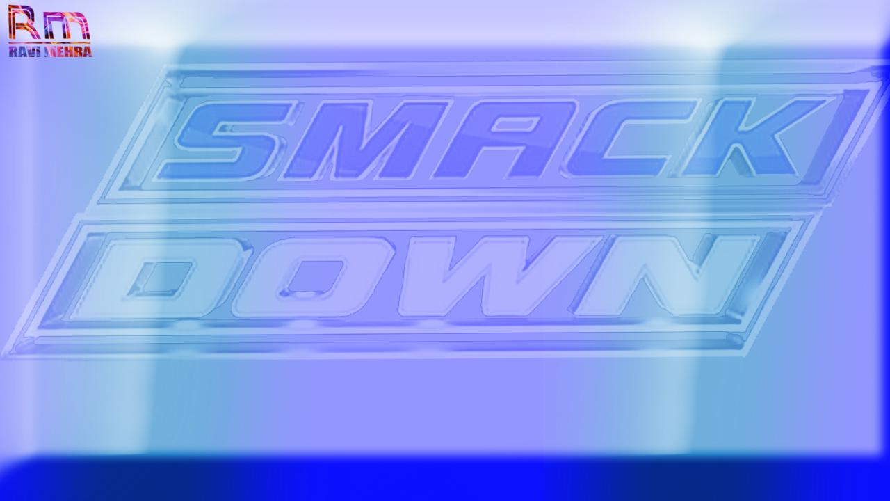 renders backgrounds logos smackdown match card v2