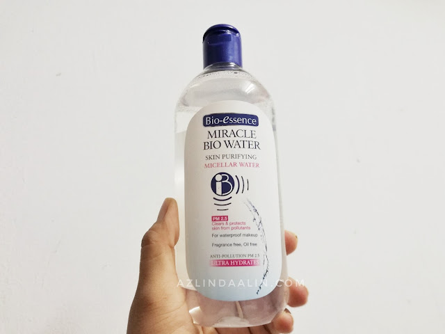 Micellar Water Bio Essence, Harga Micellar Water Bio Essence, Micellar Water Bio-Essence Miracle Bio Water,