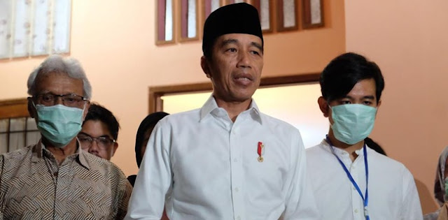1200 Personil Gabungan Bersiaga Amankan Prosesi Pemakaman Ibunda Jokowi