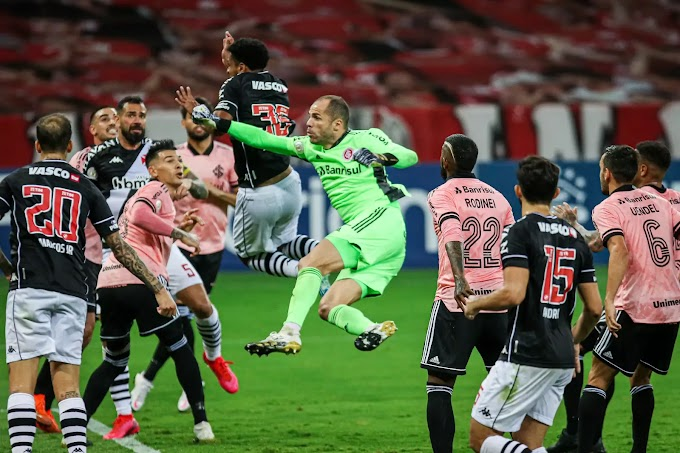 Sinal de alerta - Após a 17ª rodada, Vasco se aproxima do Z4 do Campeonato Brasileiro; confira a tabela