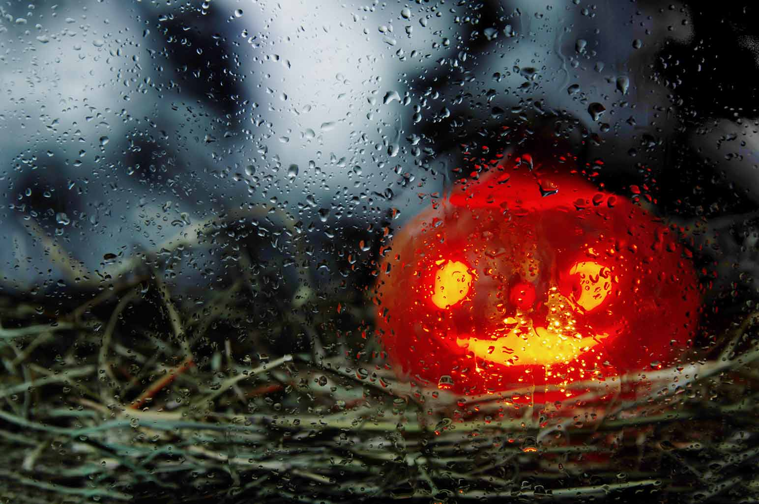 What to do when it rains on Halloween