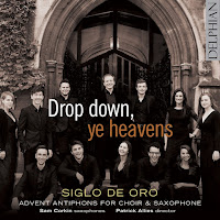 Drop down, ye heavens Siglo de Oro
