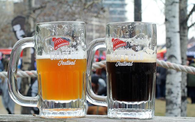 Winter Craft Beer Festival em Toronto