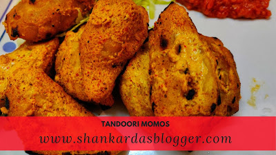 tandoori momos recipe