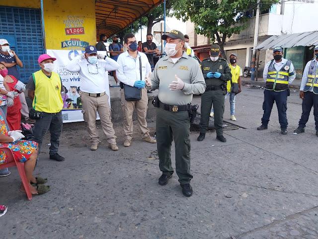 https://www.notasrosas.com/Código Nacional de Seguridad y Convivencia Ciudadana, socializó la Policía Nacional en Maicao