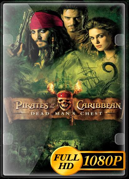 Pelicula Piratas del Caribe: El Cofre del Hombre Muerto (2006) FULL HD 1080P LATINO/INGLES Online imagen