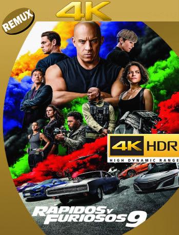 Rápidos y Furiosos 9 (2021) Remux 4K HDR Latino [GoogleDrive] Ivan092