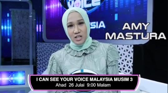 LIVE I Can See Your Voice Malaysia 3 Minggu 17 (26.7.2020).