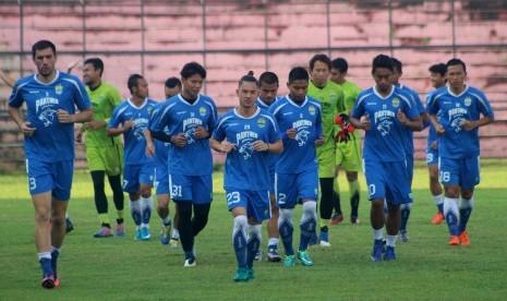 Persib Bandung Tetap Waspadai Gresik United