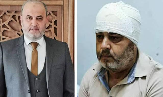 عاجل تونس : نقل النائب أحمد موحى للمستشفى العسكري بعد تعرّضه لضربة سيف و اصابة على مستوى الجمجمة (فيديو و صور)